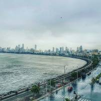 The QUEEN's NECKLACE at Marine Drive