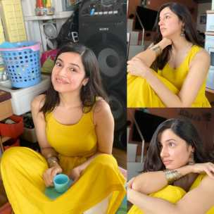 Divya Khosla Kumar sharing some 'me' time